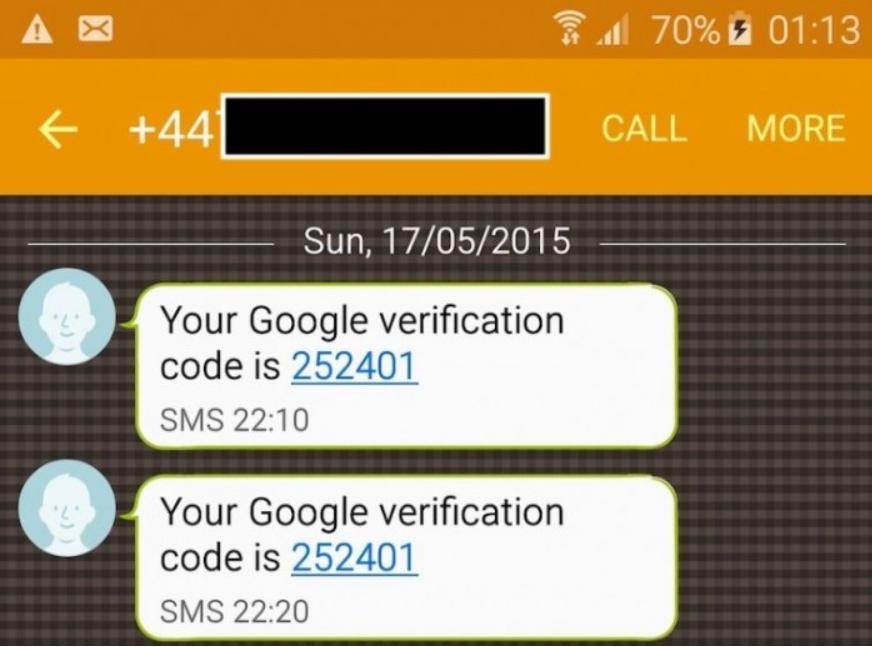 雙因認證又被攻陷,這次連 Gmail 也受害