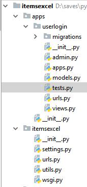 Django】apps/xxx/,xxx是应用名,应用xxx整理到apps文件夹内