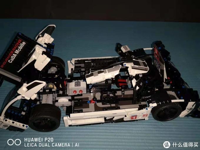 前仓盖, 车门, 后引擎盖都可以打开
