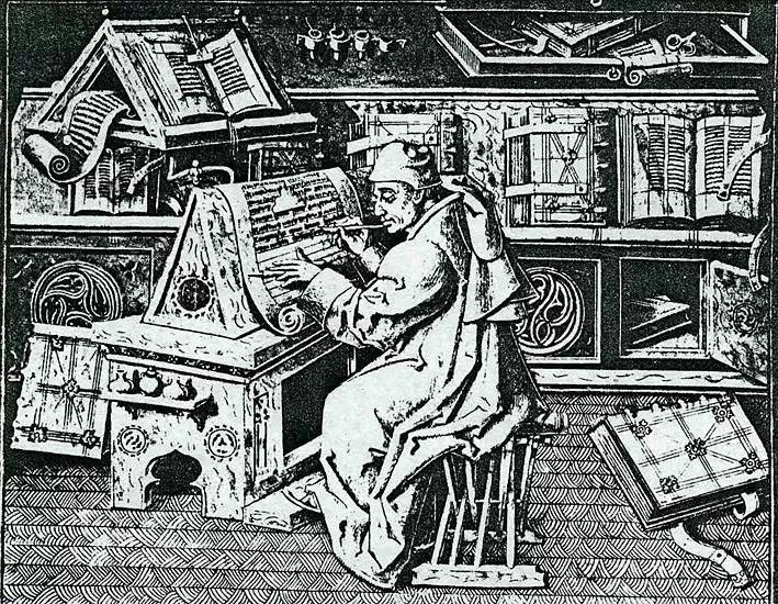古登堡印刷《圣经》