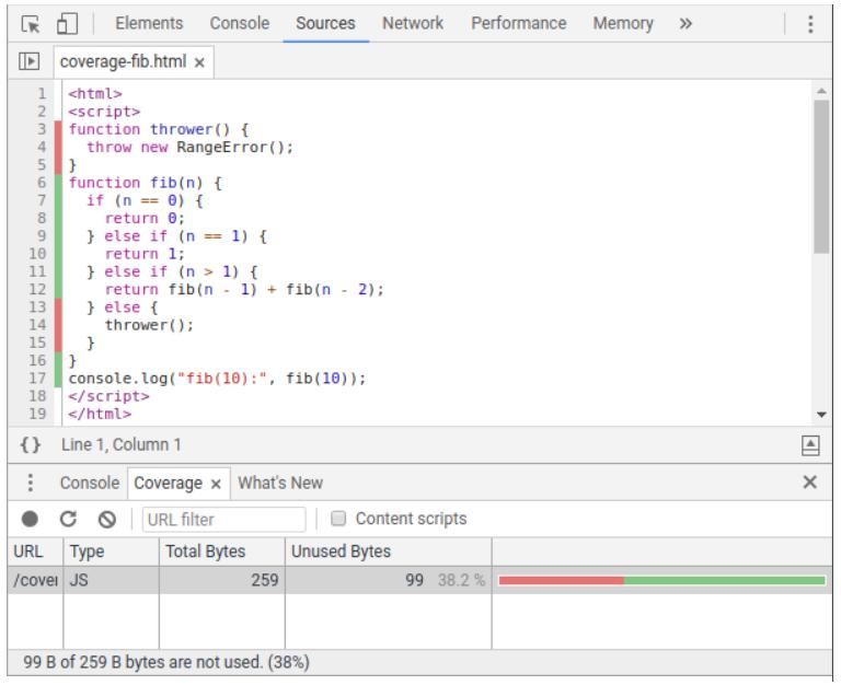 JavaScript 代码覆盖 - OSCHINA