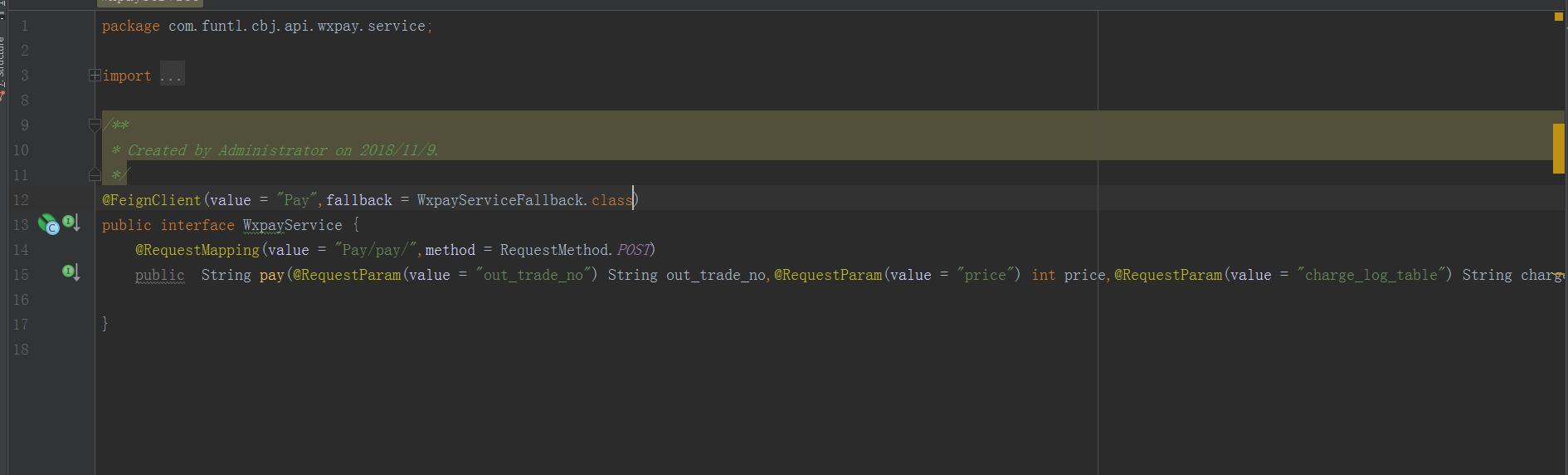 SpringCloud-Feign报404 一直找不到问题所在- OSCHINA