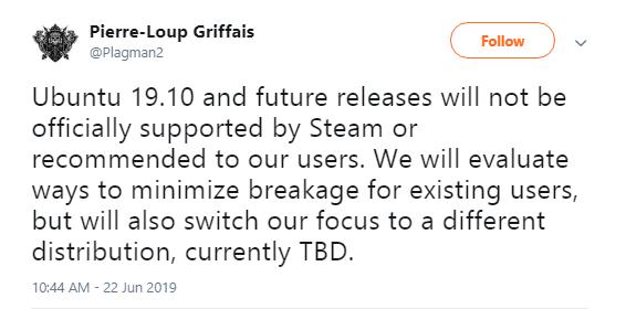 Ubuntu 放弃支持 32 位应用程序实属乌龙,Steam 会否重回 Ubuntu 怀抱?