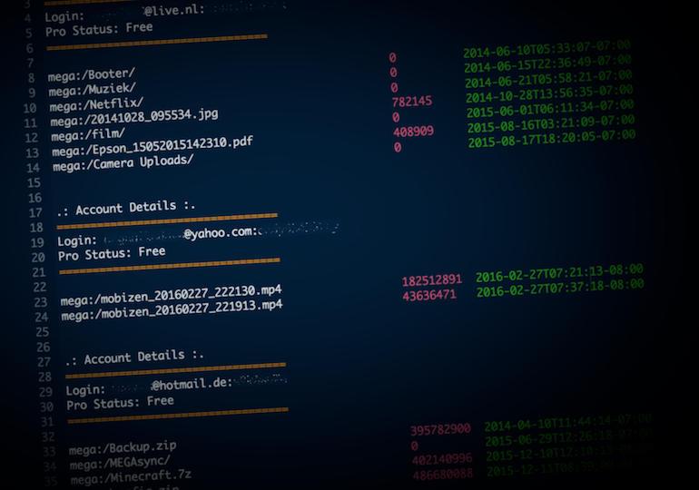 大量Mega帐户的登录信息遭泄露并暴露了用户文件