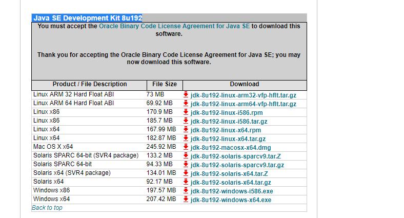 Linux系统使用wget命令下载oracle jdk - 爱程序,更爱生活- OSCHINA
