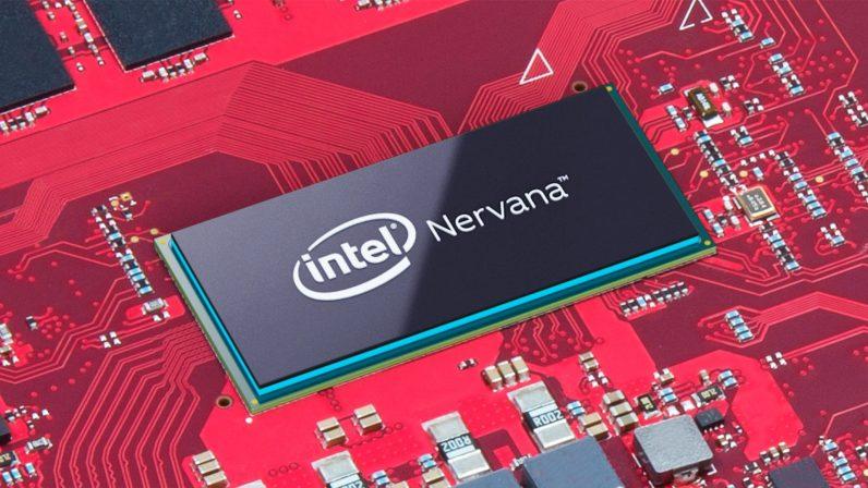 采用10 纳米工艺 – 英特尔推出其首款人工智能芯片