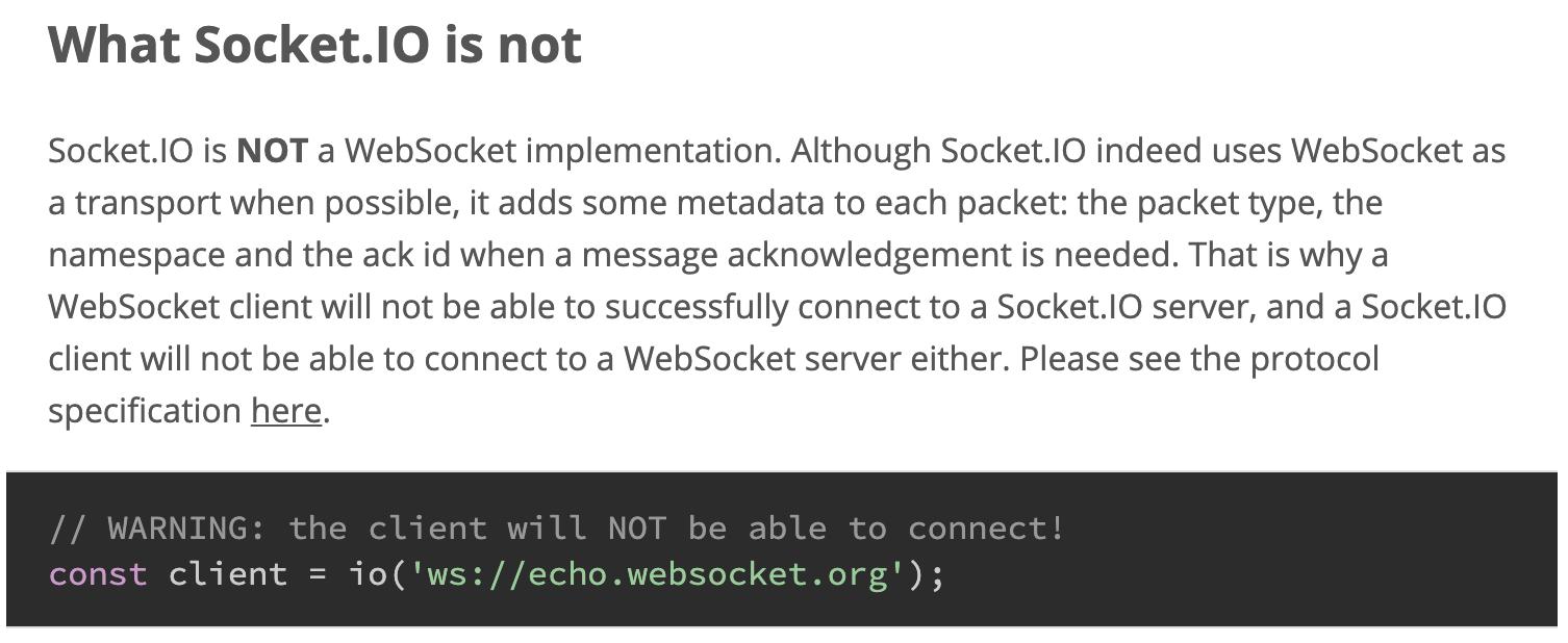 flutter socket io 连不上,原来连了一个假的websocket的- 微信小程序