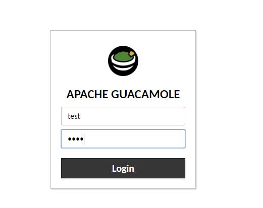 Guacamole 开发web端远程桌面插图(8)