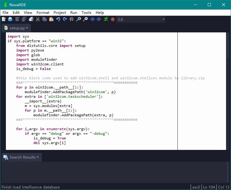 多功能跨平台 Python IDE NovalIDE