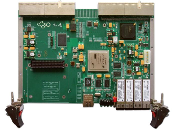 XC5VLX110T,SFP接口,XC5VSX95T,XC5VFX70T,CMT时钟管理,四路光纤,UDP数据传输,LVDS信号,数据采集,数据存储,数据显示,数据回放,图像数据处理,图像数据采集,FPGA验证平台