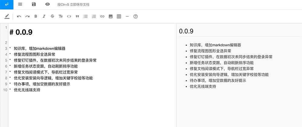 团队协作与知识库系统:Kooteam 1.0.0