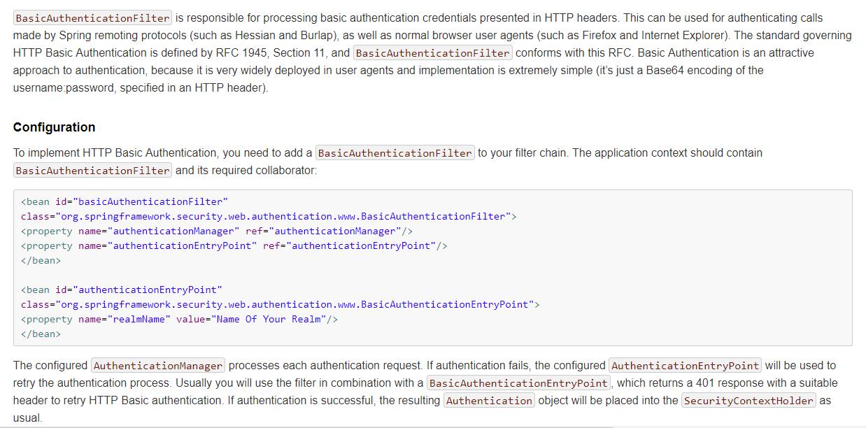精通Spring Boot——第十六篇:初探Spring Security,使用Http Basic认证