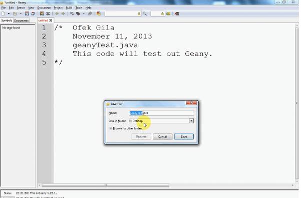 C 语言集成开发环境Geany 1.36 发布