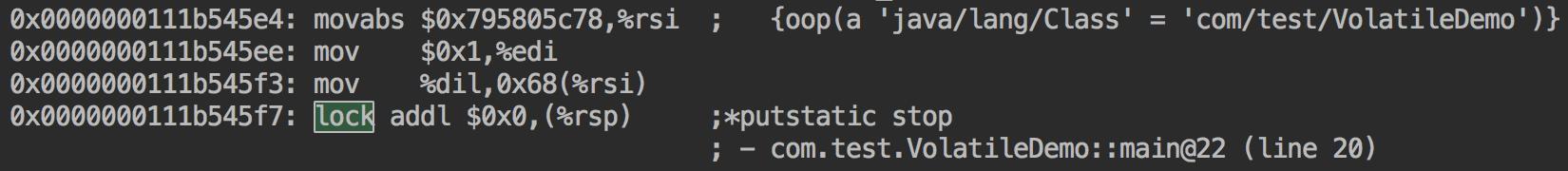 部分汇编代码
