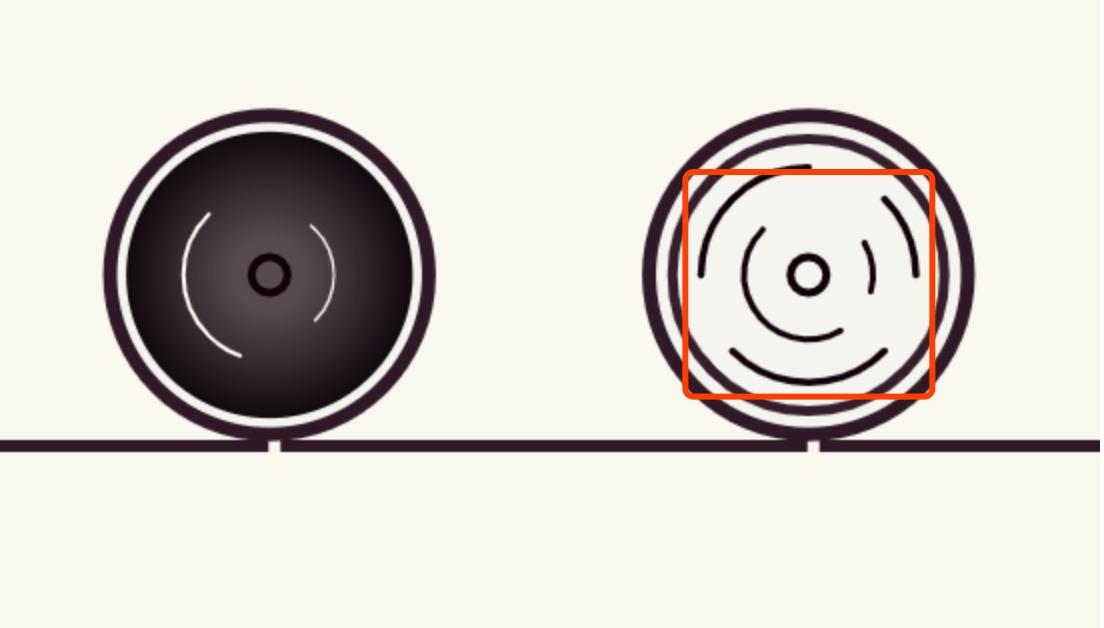 每周动画一点点之canvas自行车的车轮动画分解图,本文由IT·平头哥联盟-首席填坑官∙苏南分享