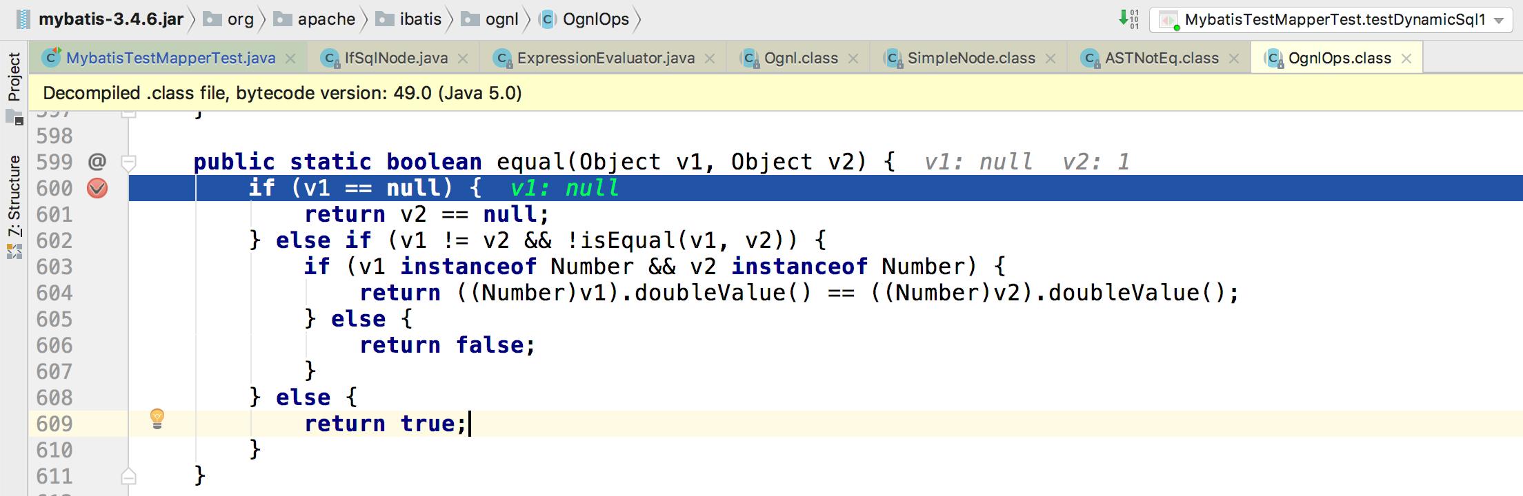 Mybatis动态语句,if test字符串不用进行null判断- Coder顾的