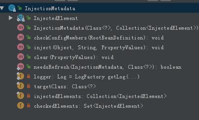 InjectionMetadata的结构图