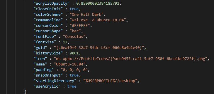 profile—Ubuntu