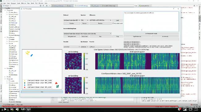 5 秒克隆语音,实时生成任意语音 Real-Time Voice Cloning