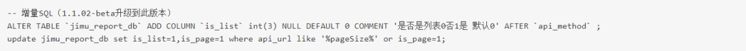 JimuReport积木报表1.1.05 版本发布,免费的企业级 Web 报表工具