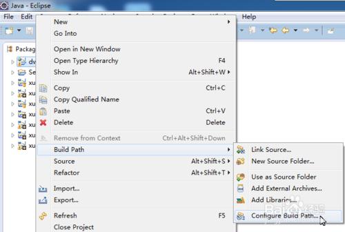 Eclipse Java Web项目开发问题解决经验