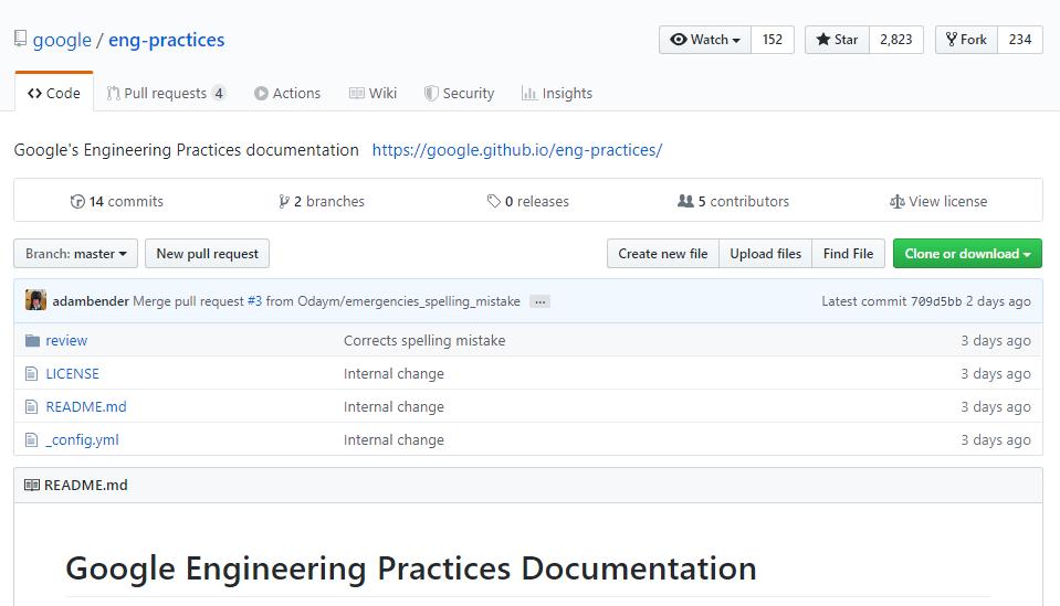 谷歌开源代码评审规范:好坏代码应该这样来判断