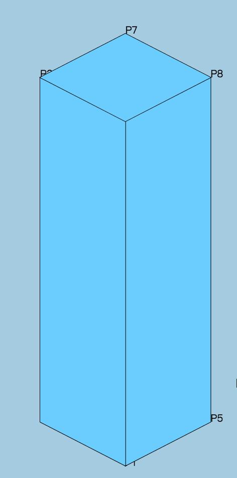 立方体填充效果