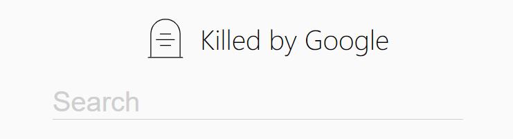 開發者搭建谷歌產品墓地,埋葬谷歌淘汰的產品