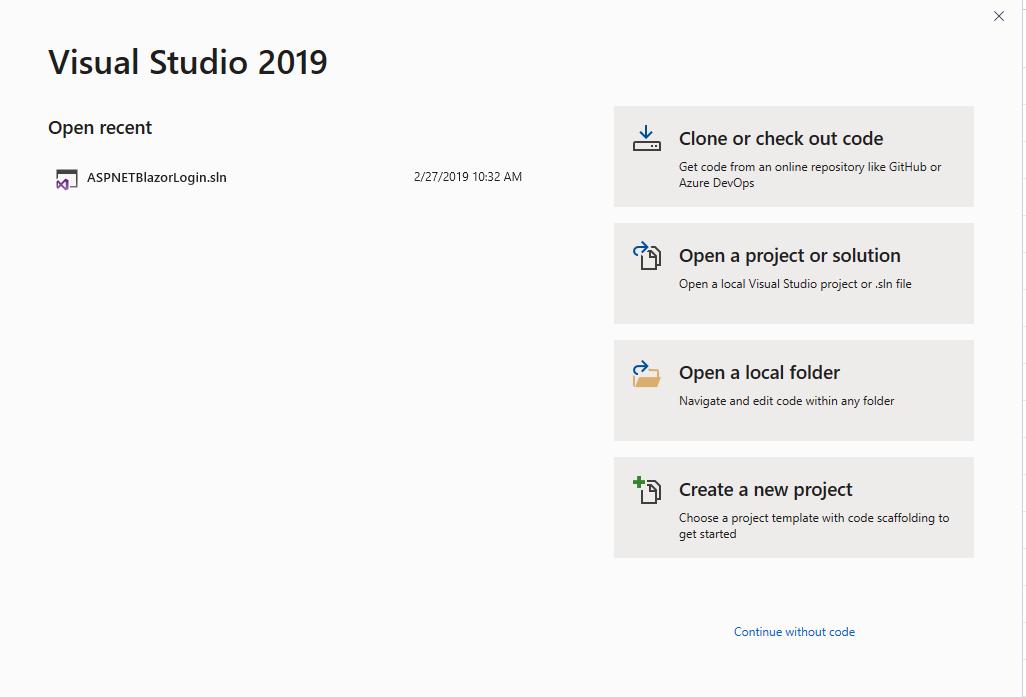 Visual Studio 2019 RC入门指南10  - 第1部分