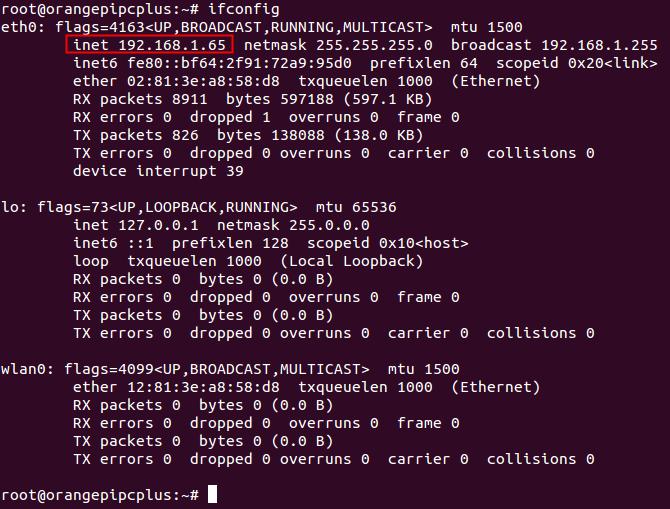 如何使用SSH远程命令登录香橙派开发板