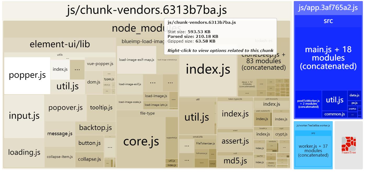 vue cli 为已有项目添加PWA和打包分析, 去除core-js