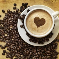 学习喝咖啡