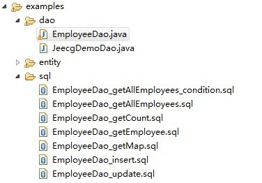 MiniDao1.7.1 版本发布,轻量级Java持久化框架(图1)