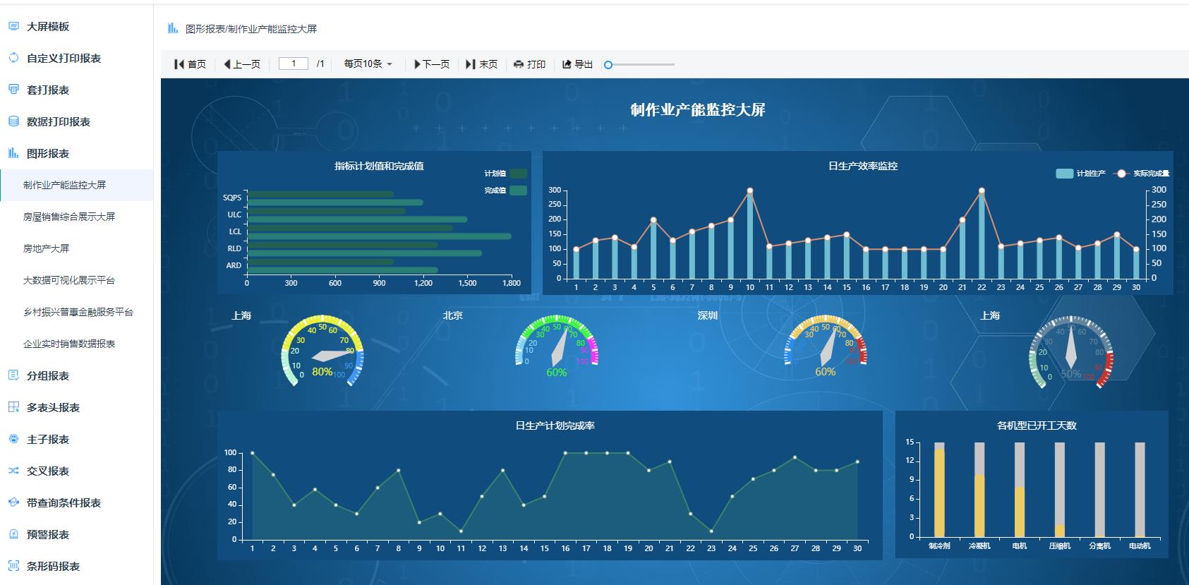 JimuReport积木报表1.3.4 版本发布,可视化报表工具(图6)