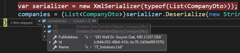 在ASP.NET Core中用HttpClient(一)——获取数据和内容