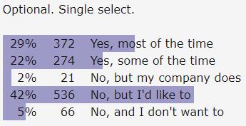 Haskell 的 2020 年调查报告