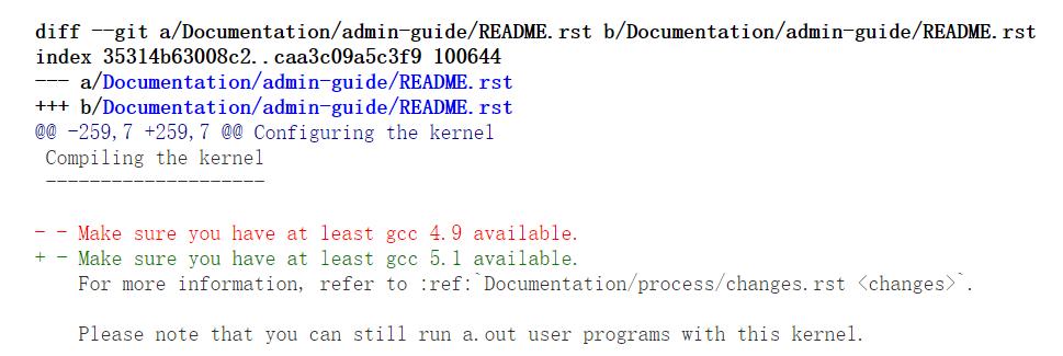 Linux 5.15 提高 GCC 编译器版本要求