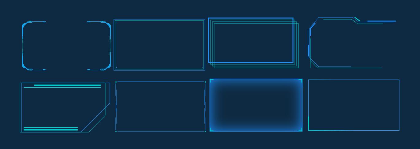 JimuReport积木报表—大屏设计新增组件与优化介绍(图2)