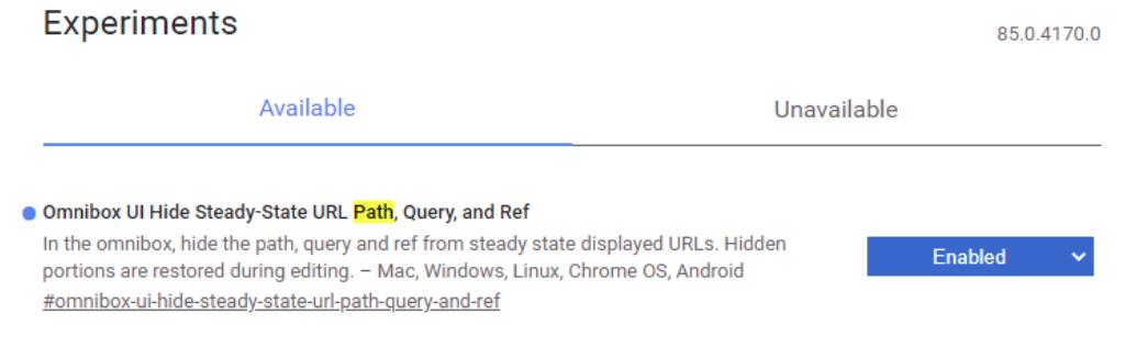 除了域名,Chrome 或将隐藏整个 URL 地址插图1_小T博客