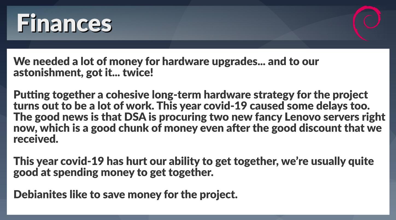 Debian 的现状与面临的一些问题