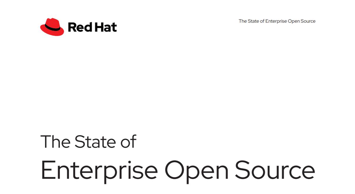 红帽:企业开源软件使用率达 90%