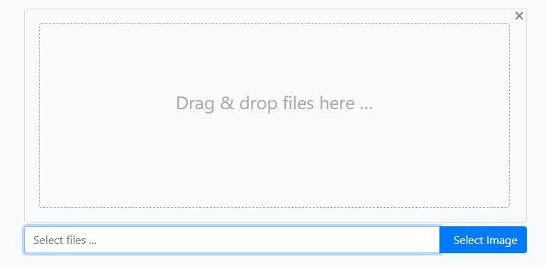 文件上传控件bootstrap-fileinput与Python交互