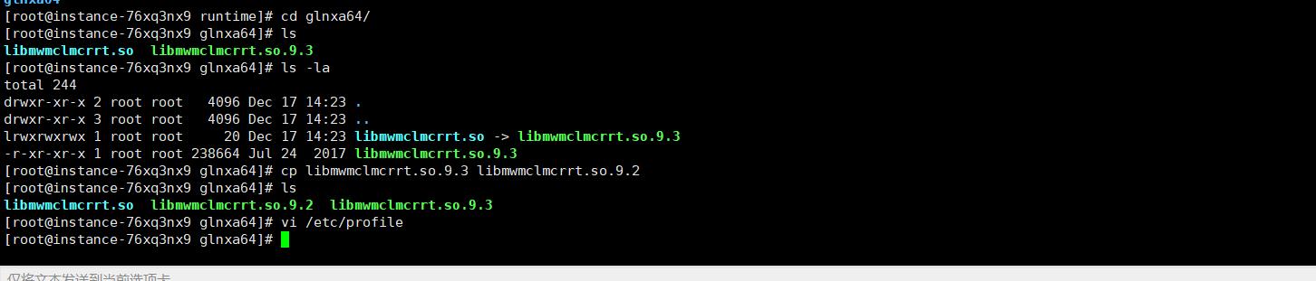 MCR linux下环境搭建