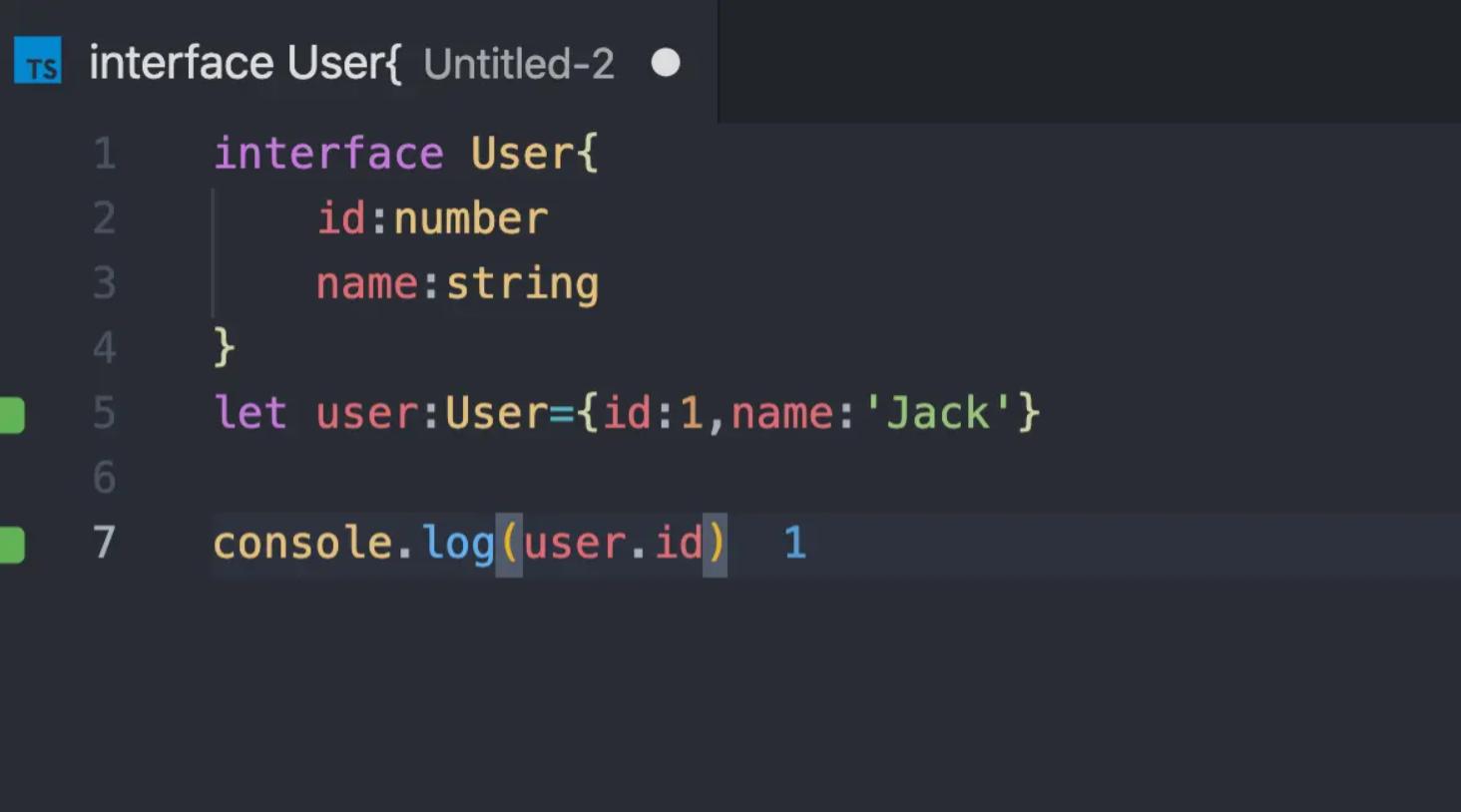 未命名 新闻 关于TypeScript开发的6个小技巧 第2张