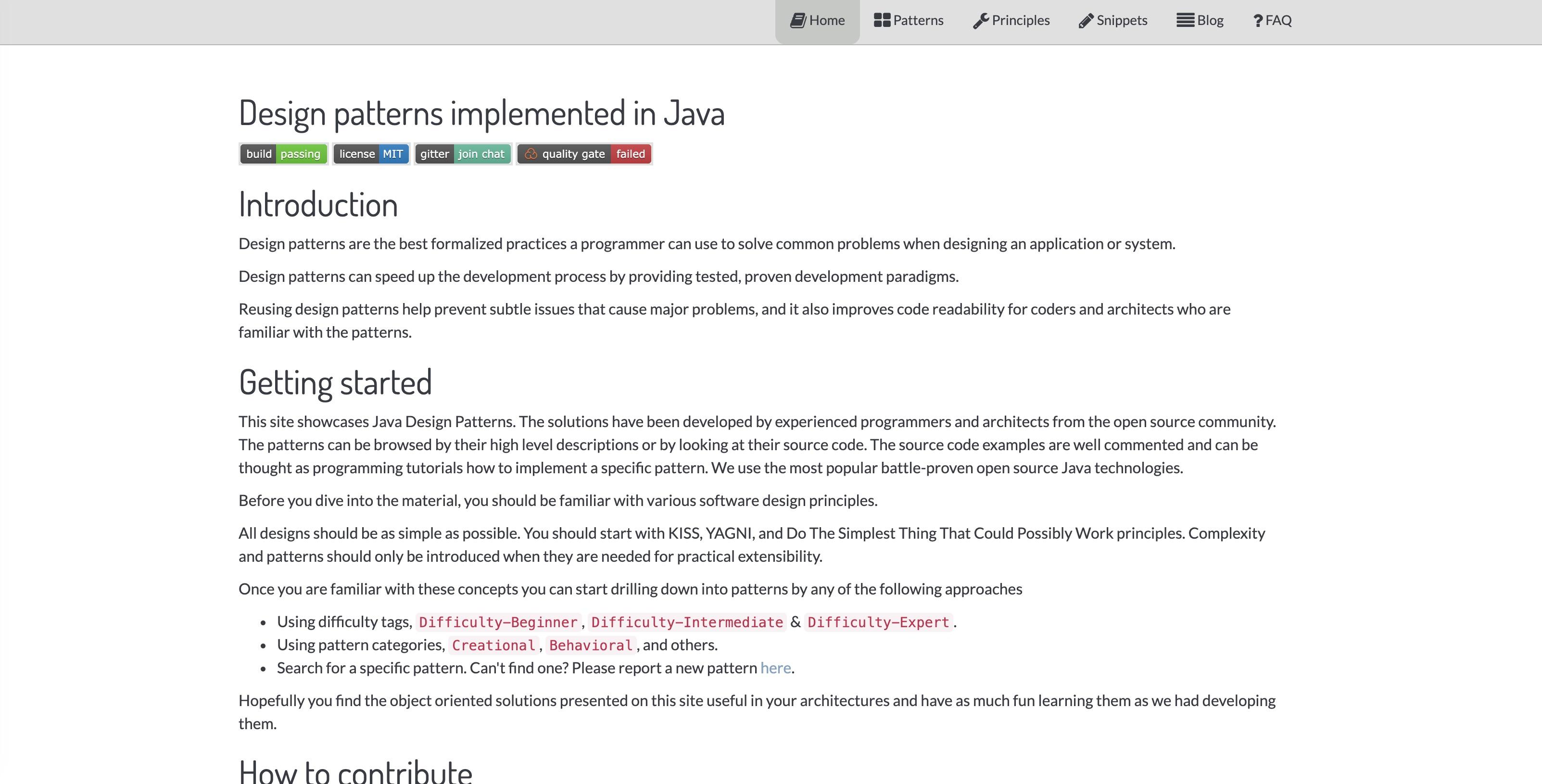 java-design-patterns-website
