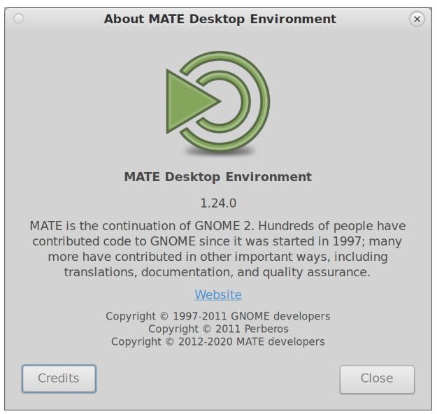 复活GNOME 2: MATE Desktop 1.24