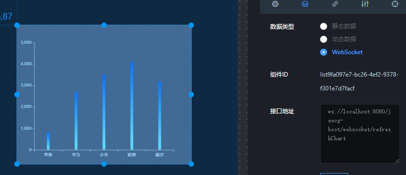 大屏设计器新版本v2.3发布—积木报表官网(图2)