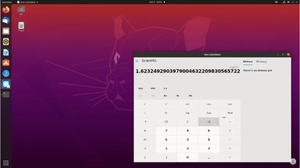 Windows 计算器在 Linux 上可用