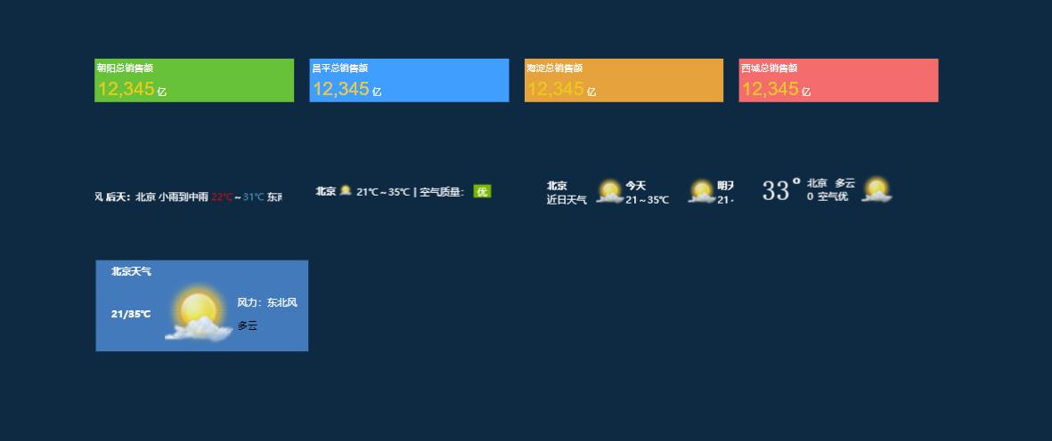 大屏设计器新版本v2.3发布—积木报表官网(图8)